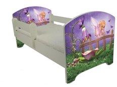 Detská posteľ Zvonček 160x80 cm
