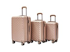 Cestovné kufre SOLIS - zlaté