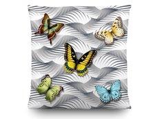 Dekoračný vankúš Motýle