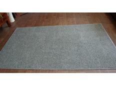 Kusový koberec SHAGGY GLITTER - sivý