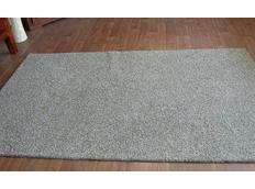 Kusový koberec SHAGGY XANADU - sivý