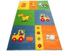 Detský koberec HAPPY FARM
