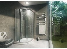 Sprchovací kút IMPULS SLIM 80x100 cm