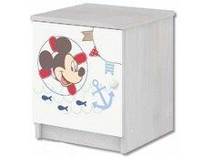 Detský nočný stolík Disney - MICKEY MOUSE