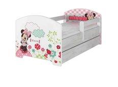 Detská posteľ MYŠKA MINNIE
