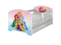 Detská posteľ Disney - PALACE PETS