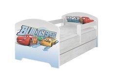 Detská posteľ Disney - CARS