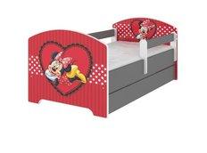 Detská posteľ Disney - zamilovanú MINNIE
