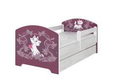 Detská posteľ Disney - MAČIČKA MARIE