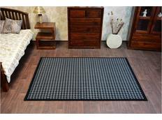 Moderné koberec kohútia stopa