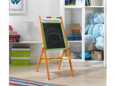 Otočná detská tabuľa - farebná