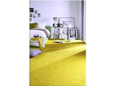 Kusový koberec ETON - žltý