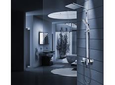 Sprchová súprava Navara s výtokovým ramienkom