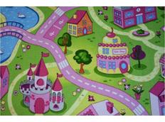Detský koberec SWEET CITY