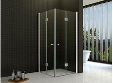 Sprchovací kút FOLD 80x80 cm