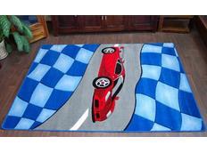 Detský koberec RACE