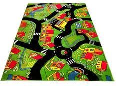 Detský koberec VILLAGE - detské kusové koberce