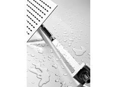 Sprchová hlavica ULTRA SLIM SQUARE 20 x 20 cm