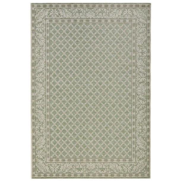 Kusový koberec Botany Royal - zelený