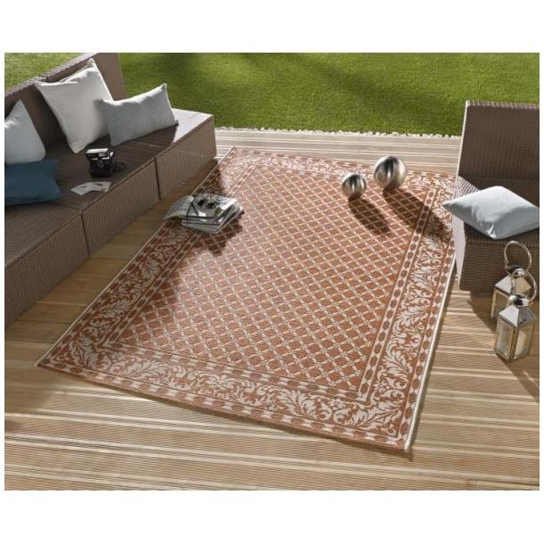 Kusový koberec Botany Royal Terra - oranžový