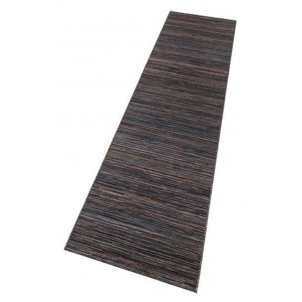 Vonkajší kusový koberec Lotus Meliert - hnedý