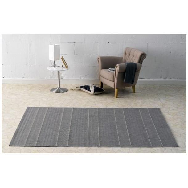 Kusový koberec Sunshine - sivý