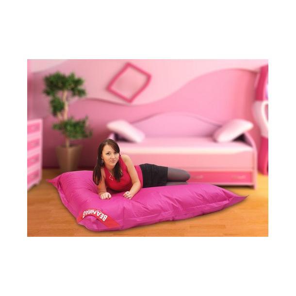 Sedací vrece PERFECT ružový - 179x140 cm
