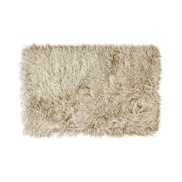 Kusový koberec Shaggy MAX inspiration - svetlo béžový
