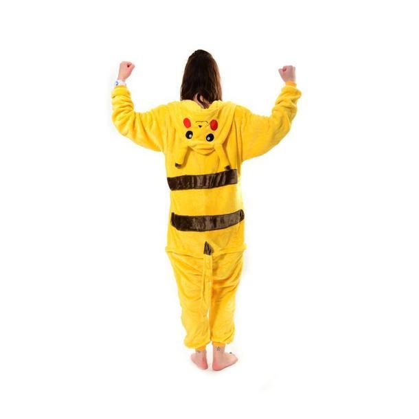 Overal KIGURUMI - Pikachu