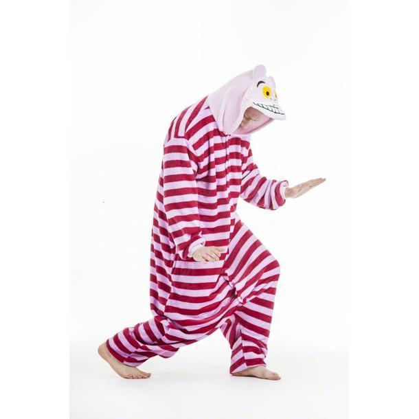 Overal KIGURUMI - mačka Škľabka