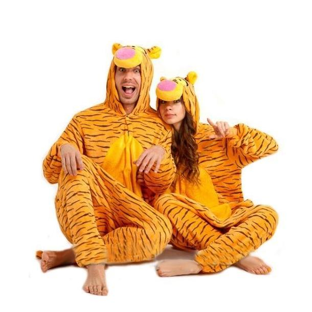 Overal KIGURUMI - Tiger