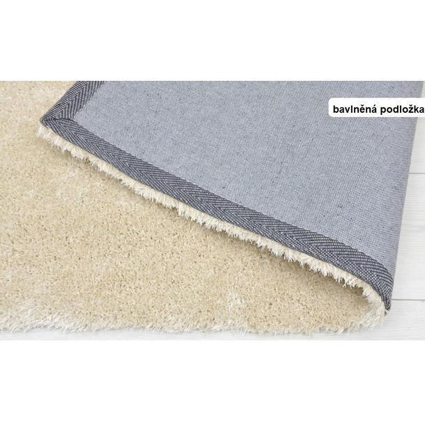 Kusový koberec Shaggy MAX velvet