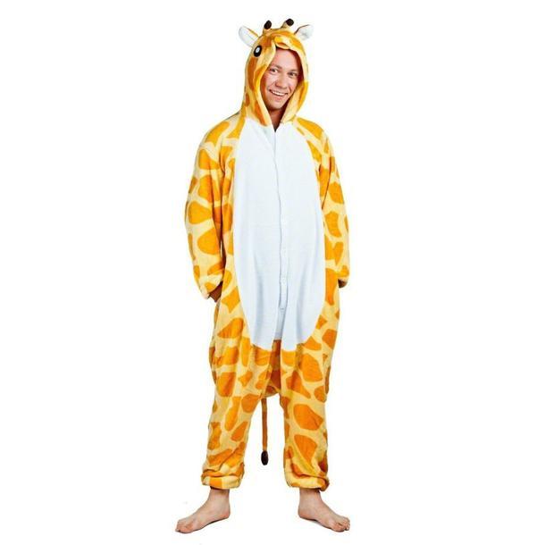 Overal KIGURUMI - žirafa