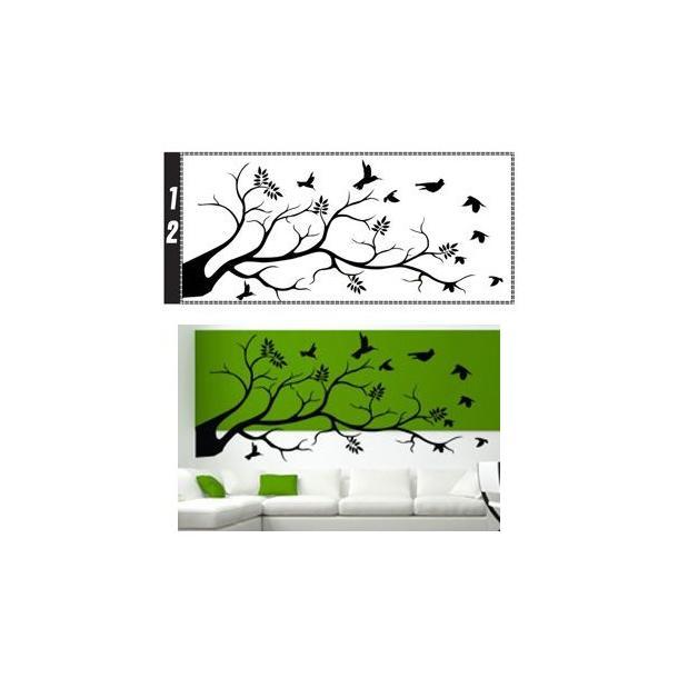 Samolepky na stenu ORNAMENTY color - vzor 12