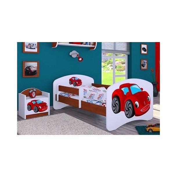 Detská posteľ bez šuplíku 160x80cm RED CAR
