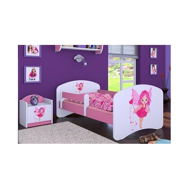 Detská posteľ bez šuplíku 180x90cm VÍLA