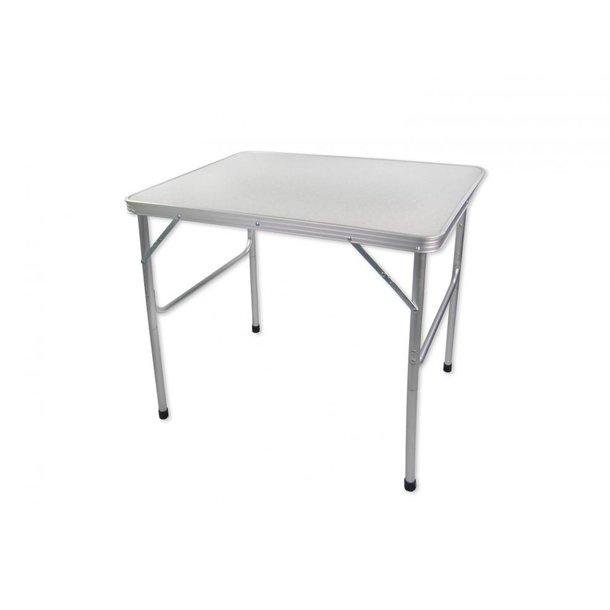 Kempingový skladací prenosný stôl CAMP ALU - 80x60x70 cm