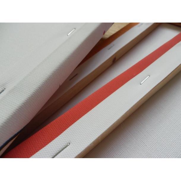 Obraz na plátne 30x30cm MALÍN - vzor 1