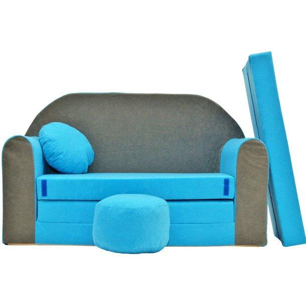 Detská pohovka Modroočko - Detské pohovky