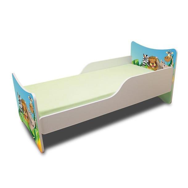 Detská posteľ 160x80 cm - ZOO