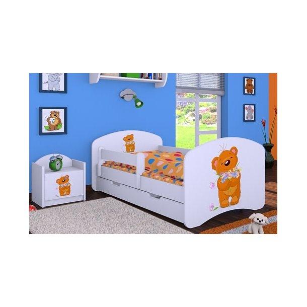 Detská posteľ so zásuvkou 160x80cm