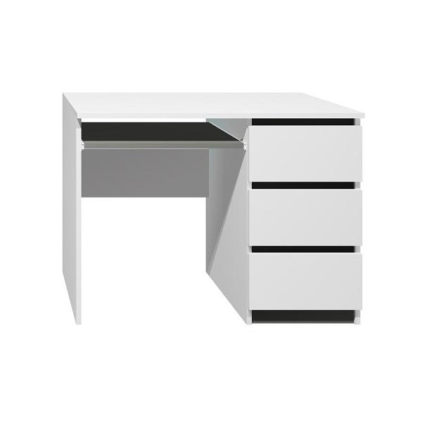 Písací stôl - CITY TYP A - grafit