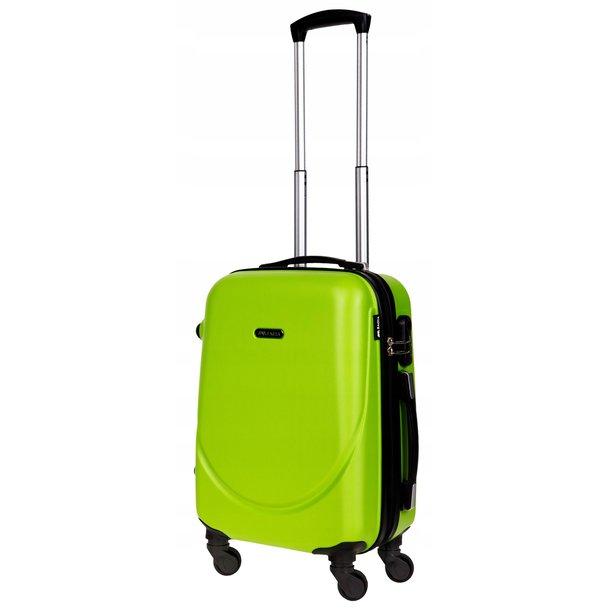 Cestovný kufor MILANO - zelený