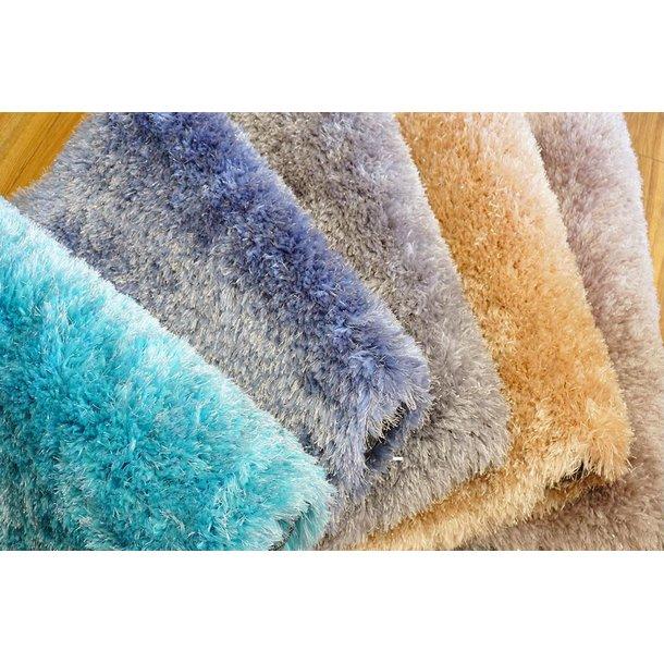 Kusový koberec Shaggy MAX mussy - popelavý