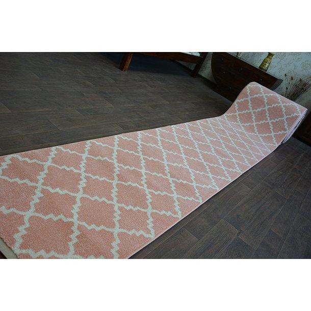 Moderný behúň MAROKO - ružový