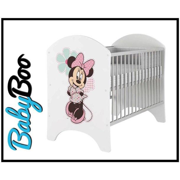 Detská postieľka Disney - MYŠKA MINNIE