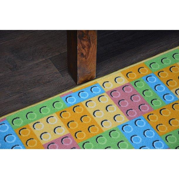 Detský koberec LEGO kocky