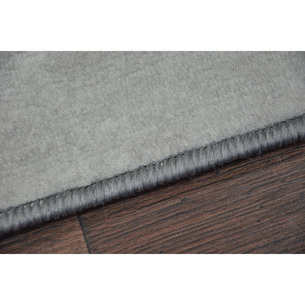 Detský kusový koberec Kuriatko - svetlo šedý