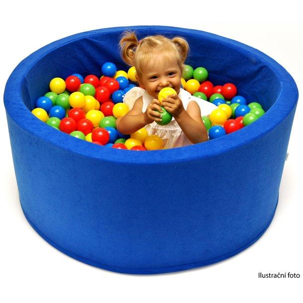 Detský molitanový bazénik + guličky ZDARMA (hviezdičky)