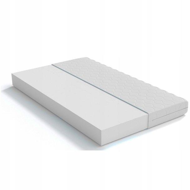 Detská vyvýšená posteľ s písacím stolom DANA 190x80 cm + matrac ZADARMO!